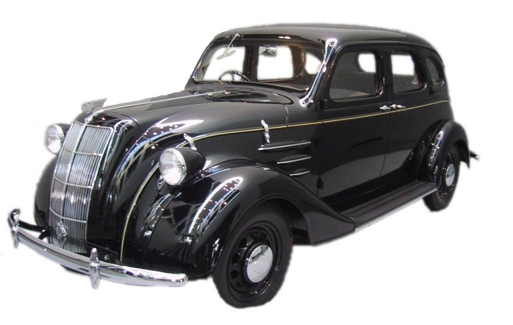 Pirmoji Toyota, gaminta nuo 1936 metų